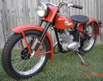 1957 Harley-Davidson 165 ST