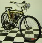 1912 Shaw Motorbike